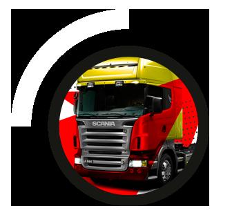 empresa de rotulación de camiones a domicilio en Madrid