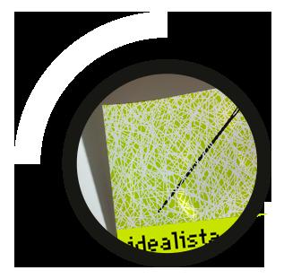 Rotulación cristaleras con vinilo impreso
