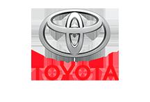 Rotulación de vehículos TOYOTA en Alcobendas