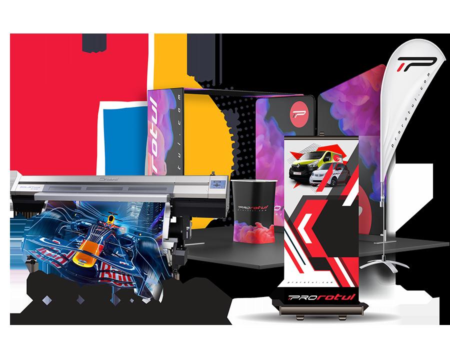 empresa de rotulación urgente en IFEMA