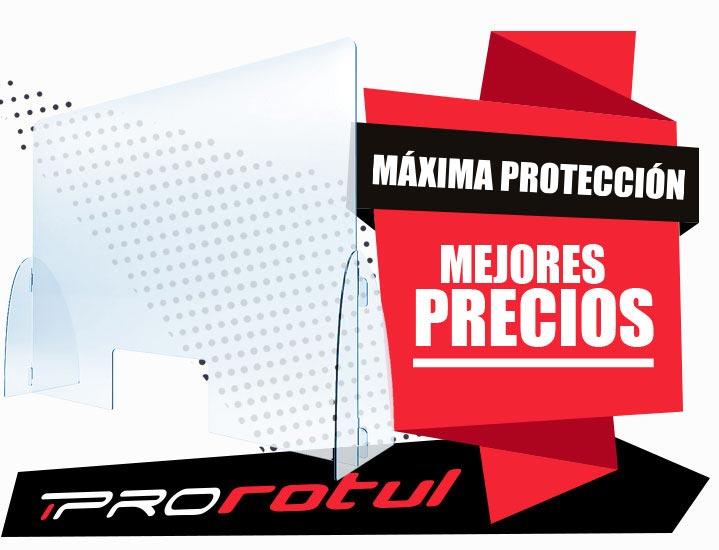 Protección mamparas coronavirus en León