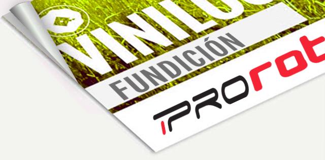 impresión digital de vinilo de fundición en Madrid