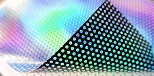 impresión digital de vinilo microperforado en Madrid