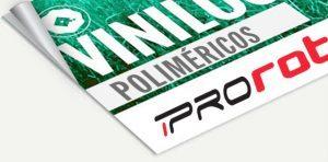 impresión digital de vinilo polimérico en Madrid