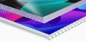 Impresión digital sobre policarbonato en Madrid