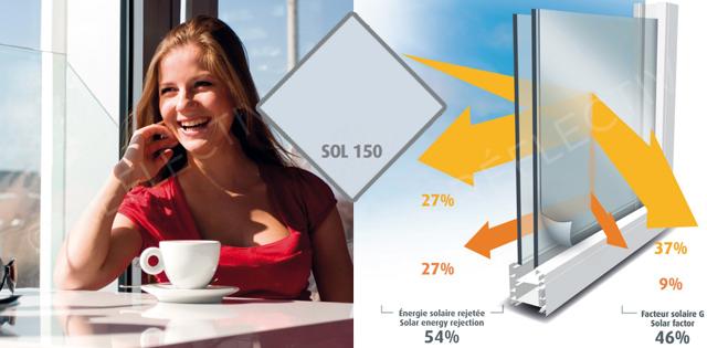 lámina de protección solar 54%