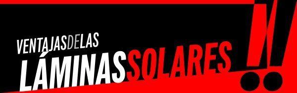 ventajas instalación láminas solares