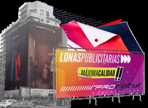 Impresión de Lonas Publicitarias en Madrid
